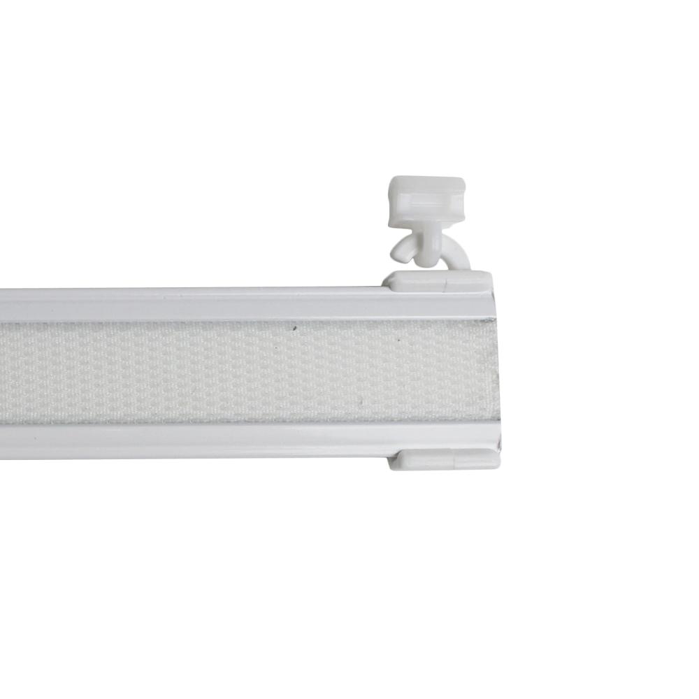 paneelwagen premium f r schiebevorhang switch gleiter f r 6mm lauf wei. Black Bedroom Furniture Sets. Home Design Ideas