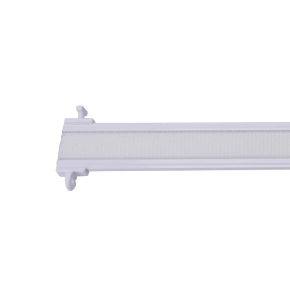 paneelwagen premium f r schiebevorhang 4 6mm universal t gleiter wei for. Black Bedroom Furniture Sets. Home Design Ideas