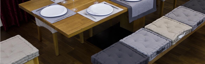 Moderne Sitzkissen für Ihr Zuhause!